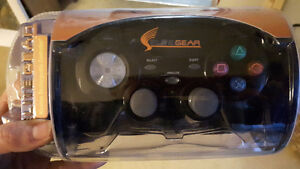 ELITE GEAR WIRELESS RECHARGEABLE PS2 CONTROLLER, Brand New InBox