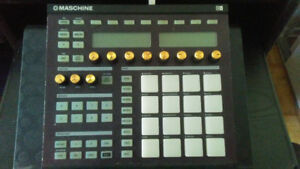 Maschine mk1 and Akai MPD26