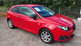 Seat Ibiza 1.2 ( 70ps ) ( a/c ) SportCoupe 2010MY S