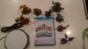 Skylanders Swap Force Wii U