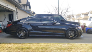 Mercedes Benz W218. CLS550. Stage 2 TUNED. 600+ HP