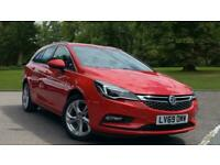 2019 Vauxhall Astra 1.4i Turbo SRi Sports Tourer (s/s) 5dr Estate Petrol Manual