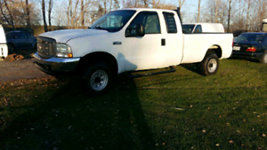 Ford f 250 4x4 2004