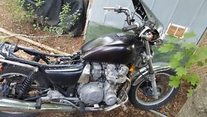 81 KZ 1000 PARTS CALL WITH YOUR NEEDS