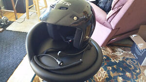 HJC Helmet with Goldwing intercom