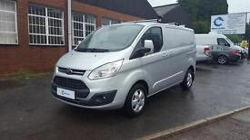 Ford Transit Custom 270 L1 H1 2.0TDCi 130ps Euro 6 & Polyshield Conversion