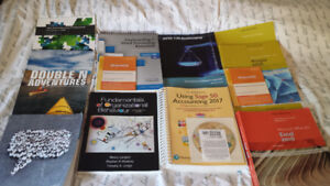 NSCC Office Admin Text Books