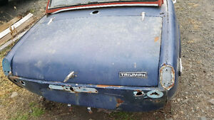 great price classic car starter project!!!