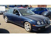 Jaguar S-TYPE 3.0 V6 SE Automatic, Low Mileage, Mot'd, Full Leather