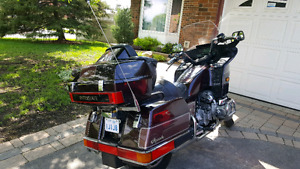 Goldwing 1200 Aspengade 1985