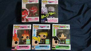 Powerpuff Girls Funko Pops!