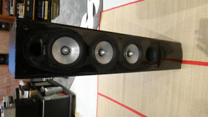 One Energy Connoisseur CF-50 flooring speaker parting out