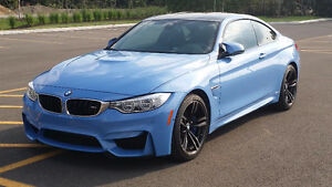 BMW M4 2015 Coupe-Leasetaker 1270.86+taxesM-receive $7000 Nego