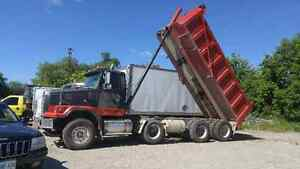 Auto Car Triaxle Dump will take trade of small class B  M  H Kitchener / Waterloo Kitchener Area image 1