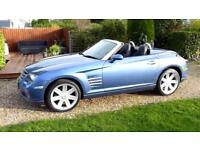 2004 CHRYSLER CROSSFIRE 3.2 ROADSTER AUTOMATIC SPORTS CONVERTIBLE