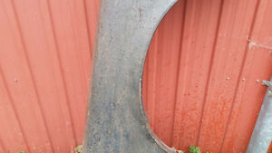 1978-1981 Toyota Celica Right Fender Reproduction Steel Belleville Belleville Area image 8