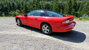 1997 Camaro Chevrolet Coupe (2 door)