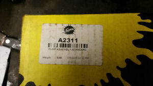 Fisher Plow Pump A2311