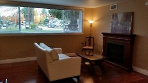 2 bedroom Apartment - Deep River $1600/mth Furnished + Utilities