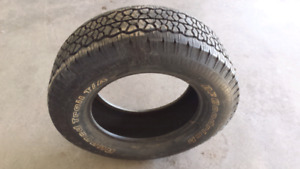 One 275/65/R18 truck tire for sale