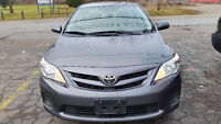 2012 Toyota Corolla CE Sedan Clean Carproof