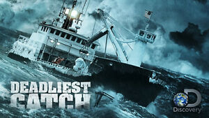 DEADLIEST CATCH - Captain Phil Harris: Legendary Crab Fisherman