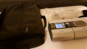 Like New ResMed S9 AutoSet CPAP with Bag, Tube, and Water Tub