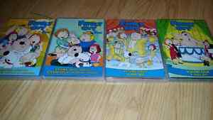 Family Guy/ Les Griffin Ensemble Série DVD