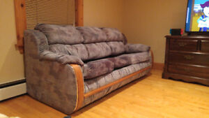 Queen Size Pull-Out Couch