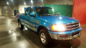 1998 f150 4x4 price reduced for quick sale 1800.00 or best offer