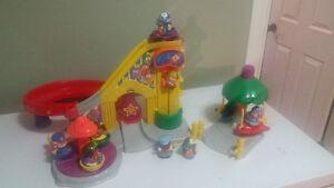 Little People Amusement Park