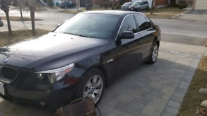 525 xi all wheel drive, no accidents. Like new $6500