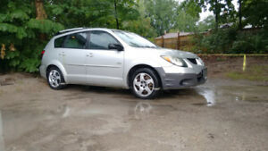 2004 Pontiac Vibe AS IS for Parts or Fixer Upper Best Offer