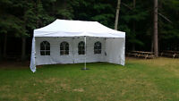Rentals of Tents chairs tables and more