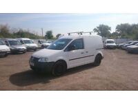 Volkswagen Caddy 2.0SDI PD ( 69PS ) C20, 104000 Miles, Very Good Condition