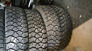 225 75 16 Goodyear tires *like new*
