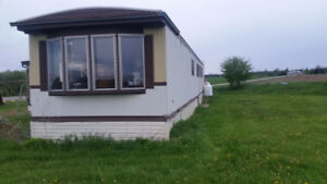 60 ' house trailer and addition