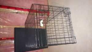 Metal Dog Crates-various sizes with prices in description