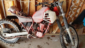 Looking for 1981 Honda CR parts