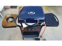 Blue gusto outdoor gas grill barbecue