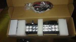 """New 12"""" 225 Watt Light Bar"""