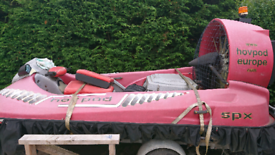 Hovercraft Hovpod