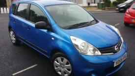 Nissan Note Acenta auto drive car excellent condition only 2399