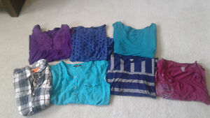 Ladies clothing lot size xl  , $10 OBO.
