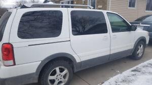 2006 PONTIAC MONTANA (AWD) 7 SEATER $1400  AS IS