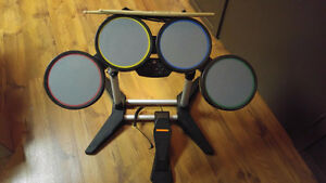 PS3 ROCK BAND DRUMS USB