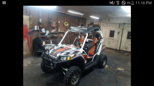 2009 rzr800 8900$ or trade for camper/motorhome
