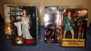 NECA Action Figures: Queen Gorgo and Elizabeth Swann