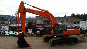 Hitachi ZX370 Excavator for sale