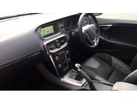2017 Volvo V40 Facelfit Model - D2 120hp R-D Manual Diesel Hatchback